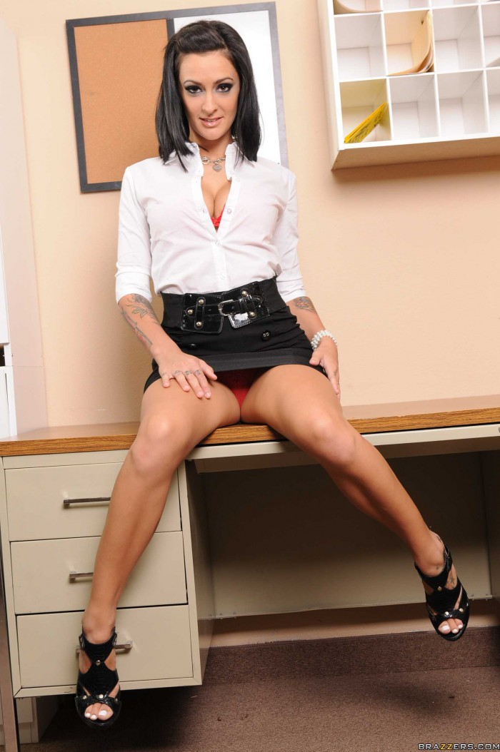 Presley Maddox Mini Skirt